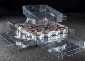 pudełka składane oraz klejone